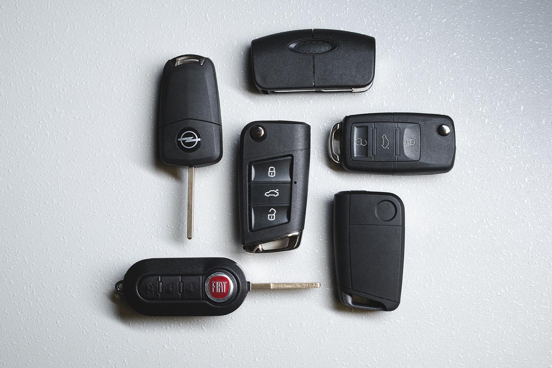 Výroba autoklíčů