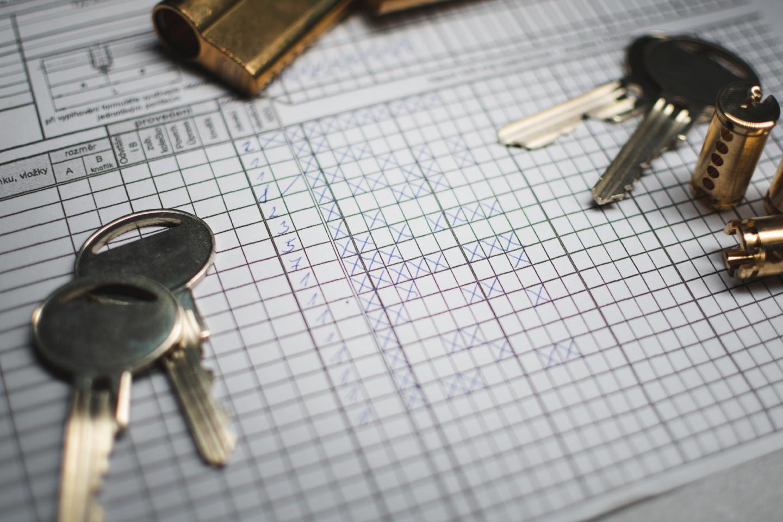 SGHK – systém generálního a hlavního klíče